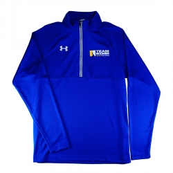 Men's Blue 1/4 Zip