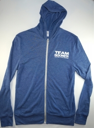 *NEW* Men's Blue Zip Up Sweatshirt