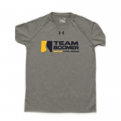Men's Grey Short Sleeve