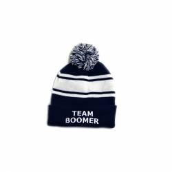 Team Boomer Pom Knit Hat