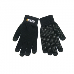 Team Boomer Knit Gloves