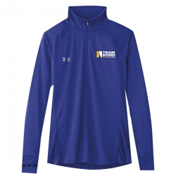Womens's Blue 1/4 Zip