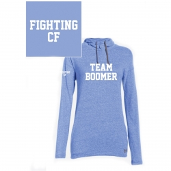 Women's Team Boomer Light Blue SweatShirt