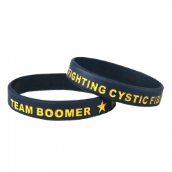 Team Boomer Wristbands